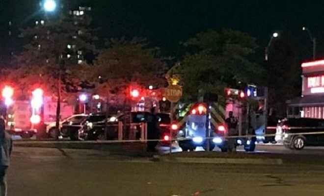 कनाडा में भारतीय रेस्टोरेंट में धमाका, दर्जनों लोग घायल