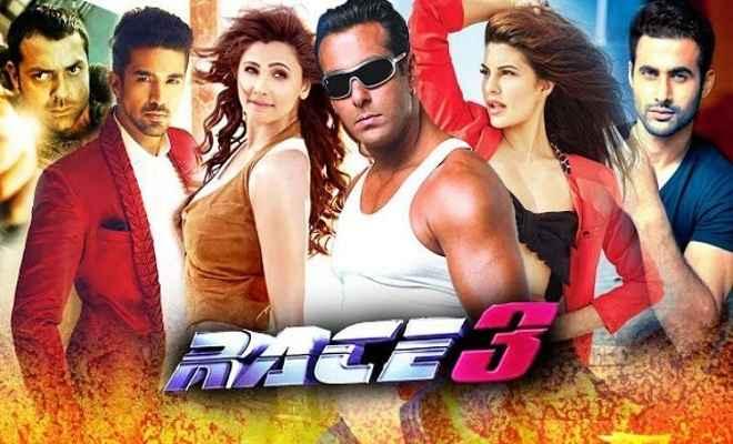फिल्म ''रेस 3'' नया गाना सेल्फिश हुआ रिलीज