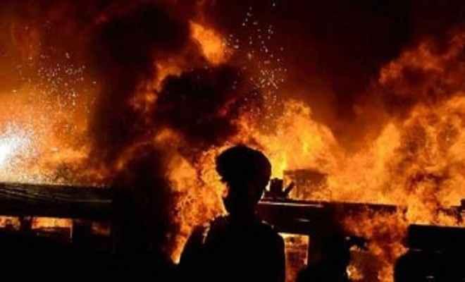ब्राजील की जेल में दंगाइयों ने लगाया आग, 9 बच्चे की मौत