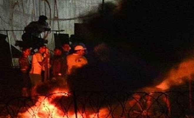 ब्राजील: जेल में दंगाइयों ने लगाई आग, 9 नाबालिगों की हुई मौत