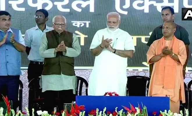 देश को मिला ईस्टर्न पेरिफेरल एक्सप्रेस-वे, प्रधानमंत्री मोदी ने किया उद्घाटन