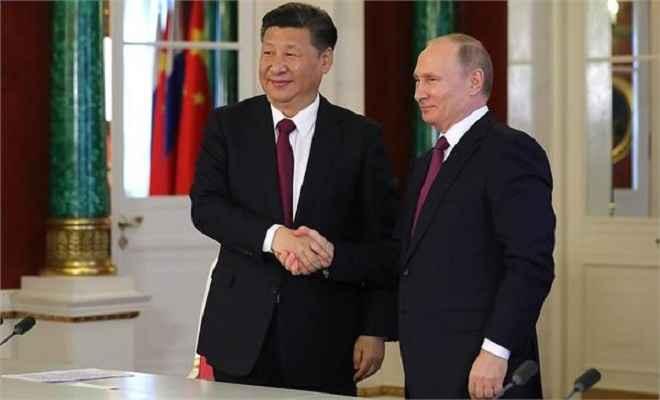 इतिहास के सर्वश्रेष्ठ स्तर पर विकसित हो रही रूस-चीन की साझेदारीः पुतिन