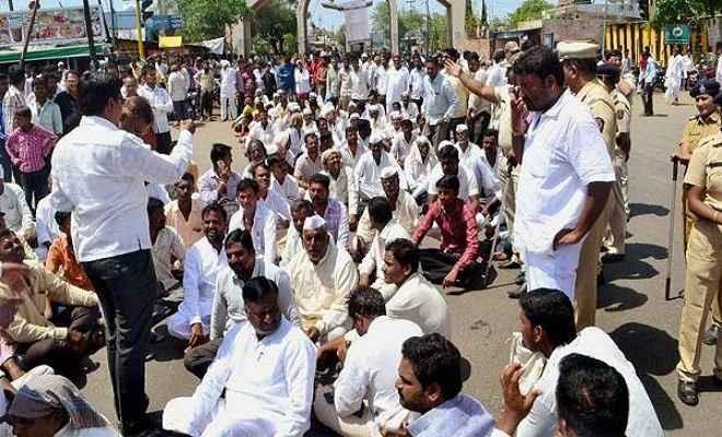महाराष्ट्र में फिर एक जून से किसानों का आंदोलन