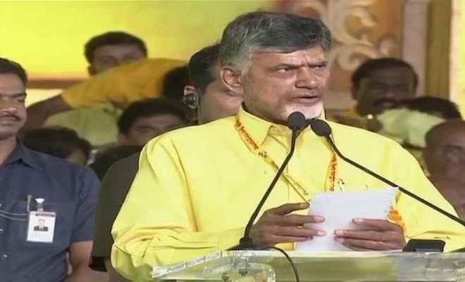 2019 में क्षेत्रीय दल मिलकर भाजपा को हराएंगे, नहीं होगी सत्ता में वापसी: नायडू