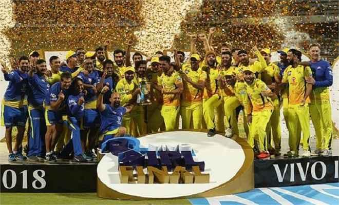 शेन वॉटस के नाबाद शतक, चेन्नई ने हैदराबाद को हराकर तीसरी बार बना आइपीएल चैंपियन