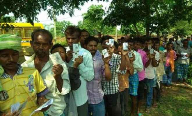 सिल्ली और गोमिया उपचुनाव: कड़ी सुरक्षा के बीच सुबह 7 बजे से मतदान जारी