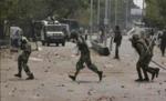 चत्ताबल में सीआरपीएफ के जवानों पर पत्थरबाजी, दो अधिकारियों सहित चार घायल