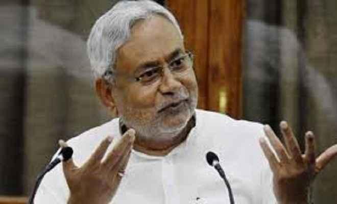 एनडीए में कोई मतभेद नहीं है : नीतीश कुमार