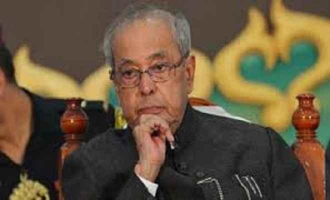 कांग्रेस ने इफ्तार पार्टी में प्रणब मुखर्जी को नहीं भेजा निमंत्रण
