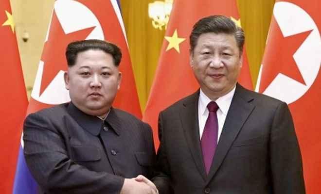 किम जोंग ने 5 साल में पहली बार शी जिनपिंग को किया बर्थडे विश