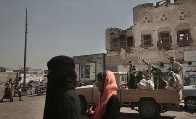 यमन में सऊदी गठबंधन की बड़ी सैन्य कार्रवाई, हुदैदा एयरपोर्ट से खदेड़े विद्रोही