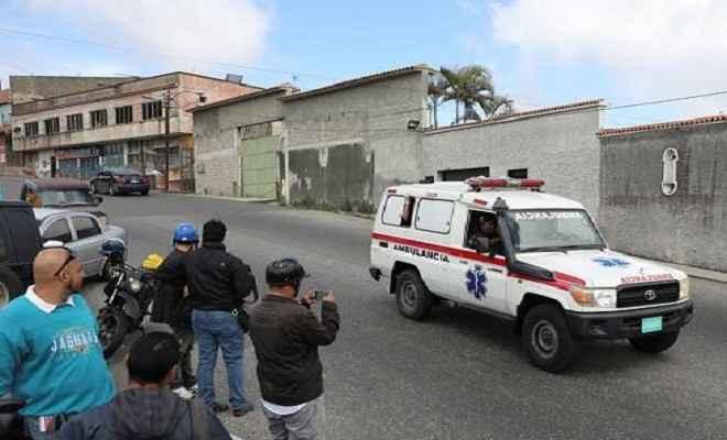 वेनेजुएला: क्लब में भगदड़ मचने से 17 लोगों की मौत