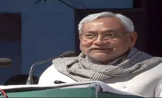 नीति आयोग की बैठक: नीतीश ने मांगा बिहार के लिए विशेष राज्य का दर्जा