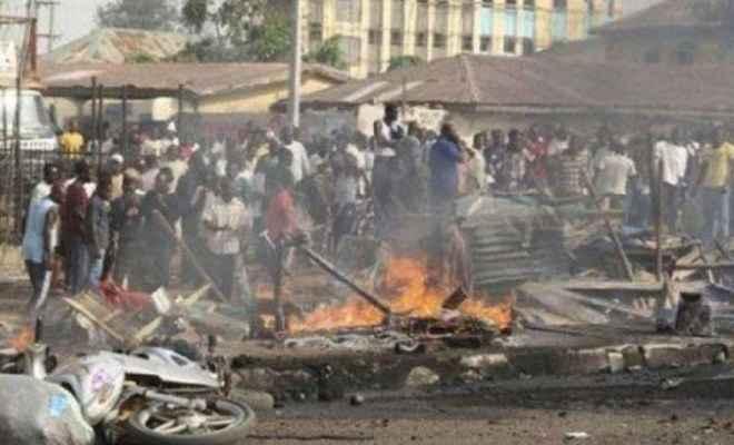 आत्मघाती हमलों से दहला नाइजीरिया, 31 की मौत