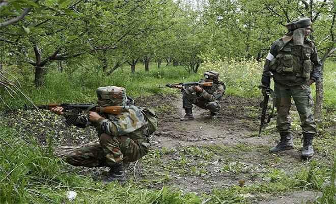 ईद के बाद फिर शुरू हुआ घाटी में सर्च ऑपरेशन, सेना ने बिजबेहारा में आतंकियों को घेरा