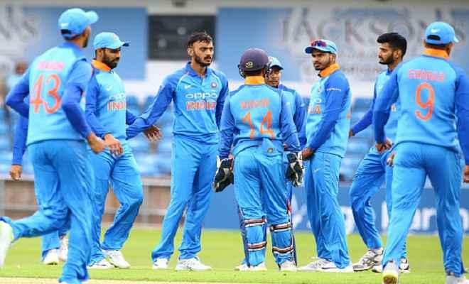 इंडिया ए ने इंग्लैंड क्रिकेट बोर्ड एकादश को 125 रनों से हराया