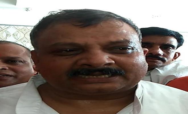 गठबंधन के सभी दलों को उसका हक दिया जाएगा :  राजेंद्र सिंह