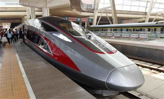 चीन से मलेशिया तक दौड़ेगी बुलेट ट्रेन, रेलवे लाइन भारत तक ले जाने का लक्ष्य
