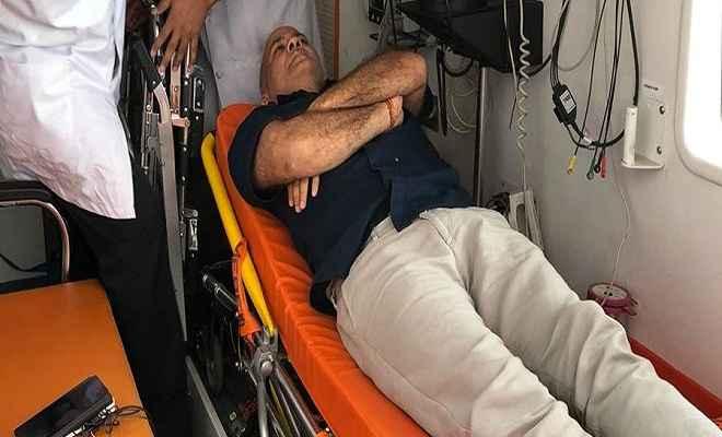 सतेंद्र जैन के बाद मनीष सिसोदिया की तबीयत बिगड़ी, अस्पताल में भर्ती