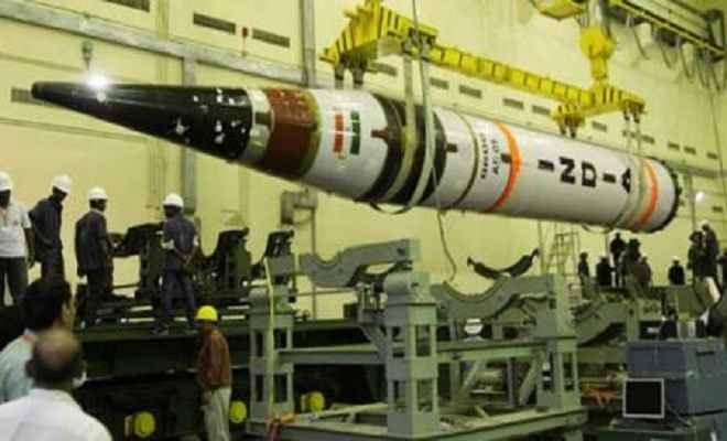 भारत से अधिक चीन और पाकिस्तान के पास है परमाणु हथियार : रिपोर्ट