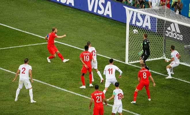 फीफा विश्व कप: इंग्लैंड ने ट्यूनीशिया को  2-1 से हराया