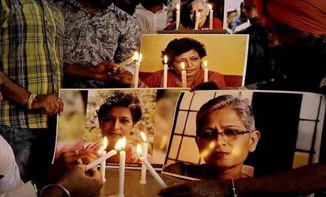गौरी लंकेश हत्याकांड:  आरोपियों को यातना देने के आरोपों पर हाईकोर्ट ने मांगी रिपोर्ट