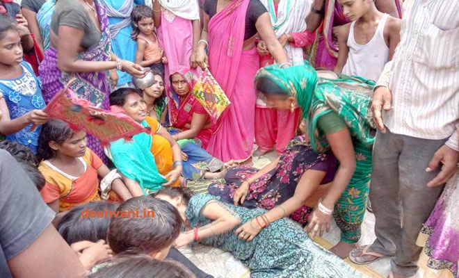 मोतिहारी के पहाड़पुर आये सगे भाई-बहन की डूबकर मौत, मुजफ्फरपुर टावर चौक से आए थे मामा की शादी में