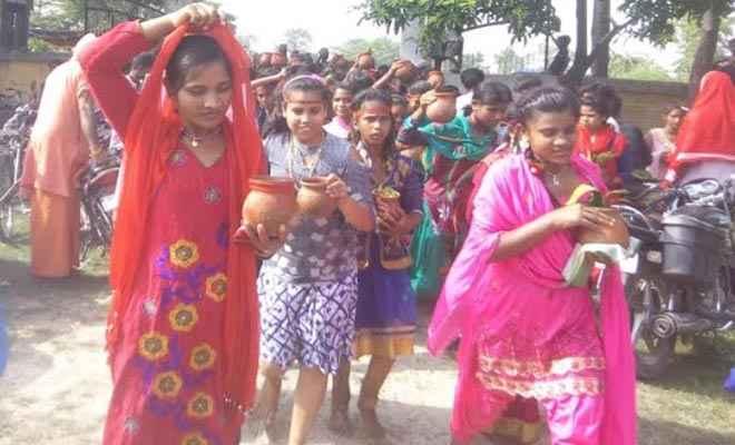 हजारों श्रधालुओं की कलशयात्रा के साथ श्री शतचंडी 9 दिनी महायज्ञ आरंभ, 17 वें वर्ष में हो रहा भव्य आयोजन