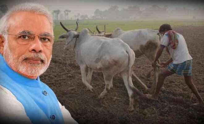 देश के विकास में किसानों की भूमिका अहम : प्रधानमंत्री