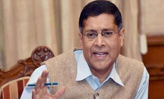मुख्य आर्थिक सलाहकार अरविंद सुब्रमण्यन ने दिया इस्तीफा