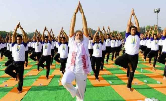 अंतरराष्ट्रीय योग दिवस: योग ने दुनिया को रोग से निरोग की राह दिखाई है : प्रधानमंत्री