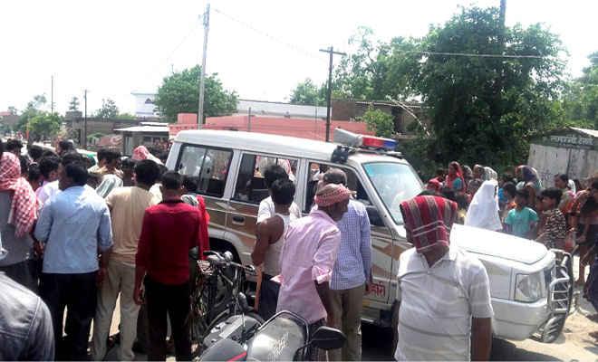 मोतिहारी में तेज धूप बनी सड़क दुर्घटना की वजह, मौत