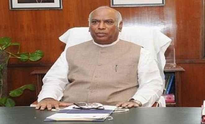 मल्लिकार्जुन खड़गे संभालेंगे महाराष्ट्र कांग्रेस के नए प्रभारी महासचिव की कमान