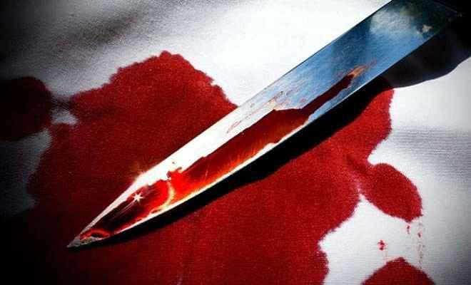 भाजपा कार्यकर्ता की चाकू मारकर हत्या