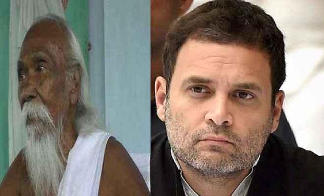 पूर्व सांसद सुम्ब्रुई के निधन पर राहुल गांधी ने जताया दुख