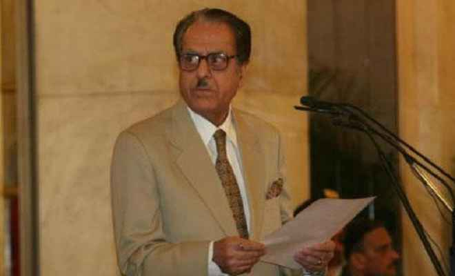 सैफुदीन सोज ने फिर दिया विवादित बयान: पटेल तो कश्मीर पाकिस्तान को देना चाहते थे पर नेहरू नहीं माने