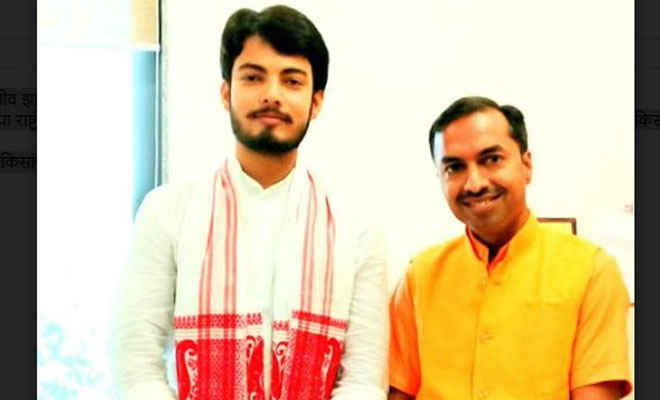 शक्ति सिंह बने भाजपा किसान मोर्चा राष्ट्रीय युवा किसान संयोजक, राजीव व राजू बने सह संयोजक