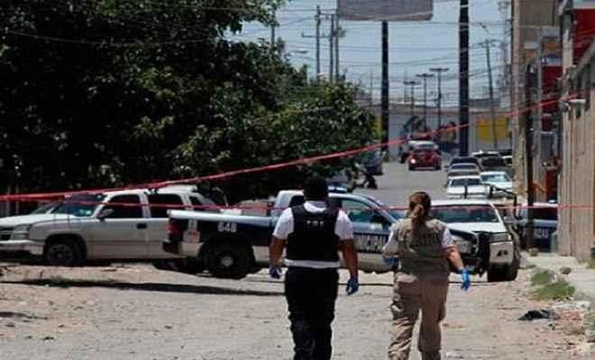 फुटबॉल का मैच देख कर आ रहे 14 लोगों पर हुई गोलाबारी, सभी की मौत