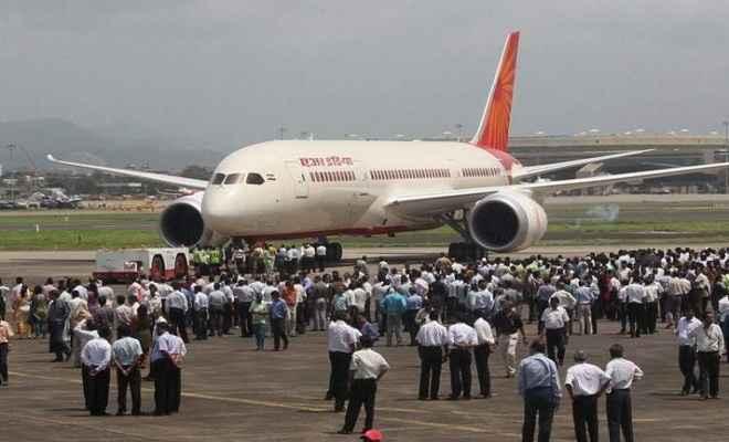 एयर इंडिया के सर्वर सिस्टम में आई खामी को किया गया दूर, विमान सेवा शुरू