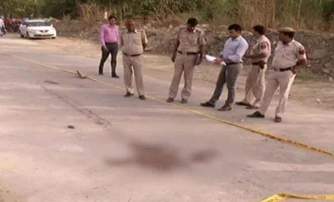मेजर की पत्नी की हत्या का आरोपी मेजर हांडा गिरफ्तार