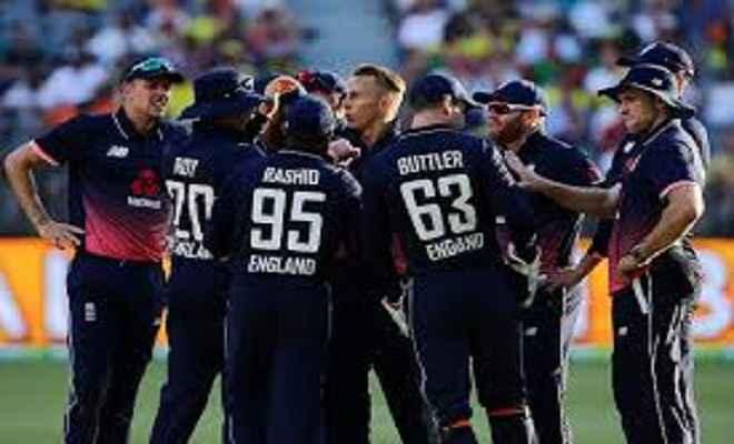 इंग्लैंड ने वनडे सीरीज में ऑस्ट्रेलिया को 5-0 से हराया