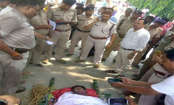 बेगूसराय में जहरीली शराब पीने से 5 लोगों की गई जान