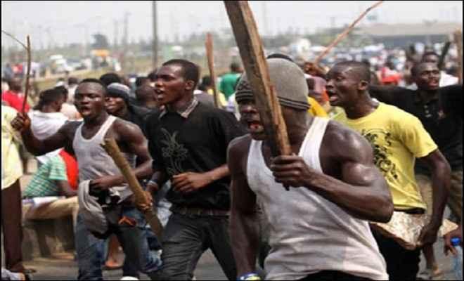 नाइजीरिया में हिंसक झड़प, 86 की मौत