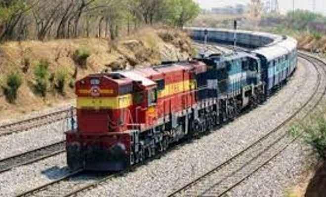अगरतला-देवघर ट्रेन को छह जुलाई को हरी झंडी दिखायेंगे रेल मंत्री पीयूष गोयल