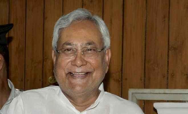 भाजपा के साथ सरकार चलाने में कहीं कोई प्रॉब्लम नहीं है : नीतीश कुमार