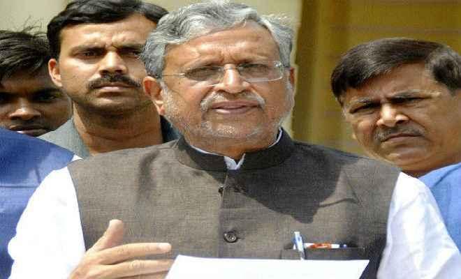 भाजपा और जदयू का अटूट गठबंधन : सुशील मोदी