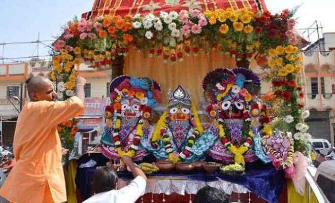 14 को निकाली जाएगी भगवान जगन्नाथ रथ यात्रा,तैयारियां पूरी
