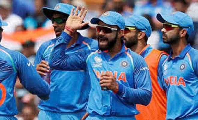 वनडे सीरीज में इंग्लैंड हराया तो नंबर-1 बनेगी टीम इंडिया