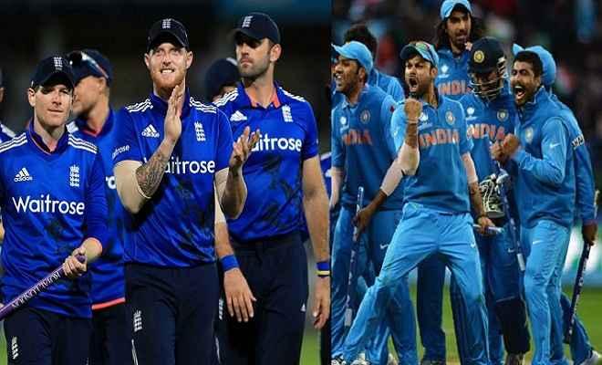 भारत इंग्लैंड के बीच तीसरा वनडे आज, सीरीज जीतने के लिए मैदान पर उतरेगी दोनों टीमें