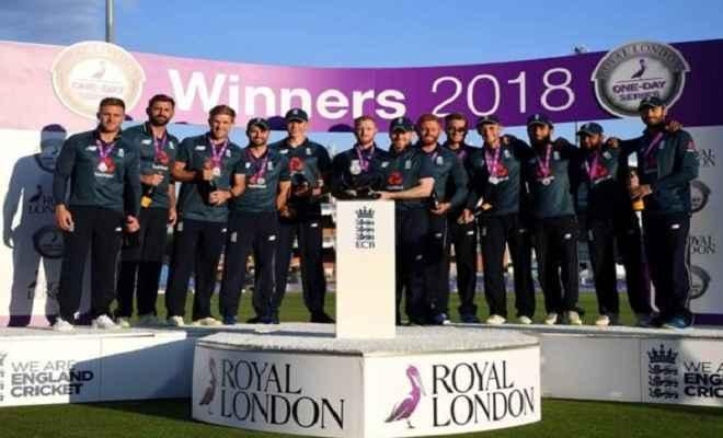 इंग्लैंड ने भारत को 8 विकेट से हराया, 2-1 से जीता सीरीज